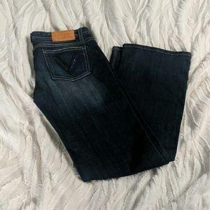 Vigoss Dark Wash Boot Cut Jeans NWOT
